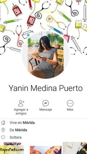 Yanin Medina Mexicana Cachonda