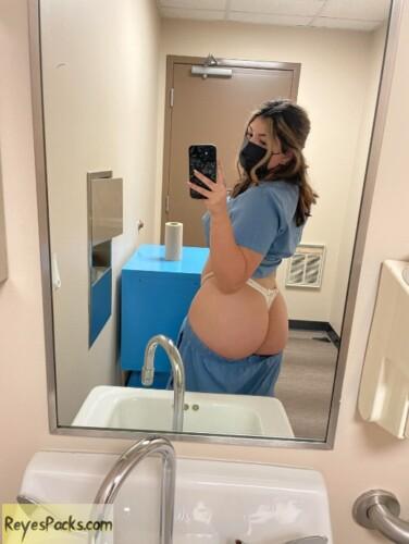 Enfermera Nalgona