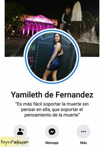 Yamileth de Fernandez